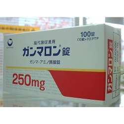 Гаммаллон (гамма аминомасляная кислота) - лечение инсульта, умственной отсталости