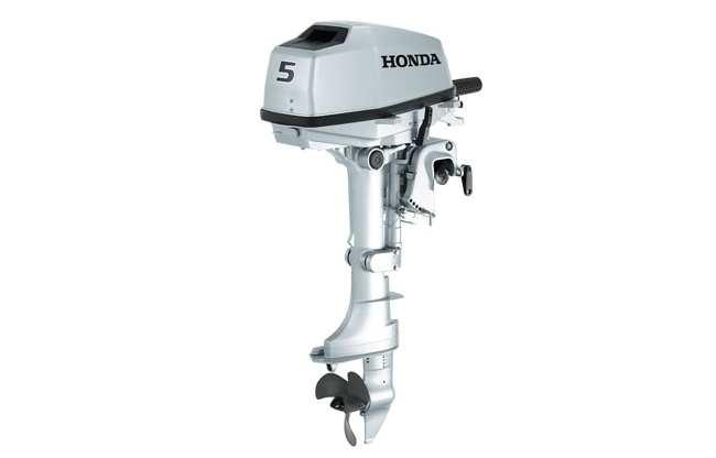 лодочный мотор Honda BF5A4 LBU