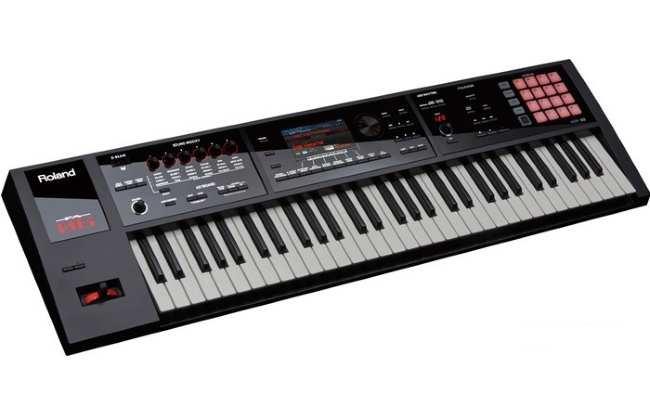 Пианино Roland FA-06