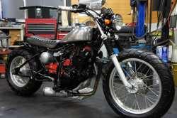 Мотоцикл YAMAHA TW 225