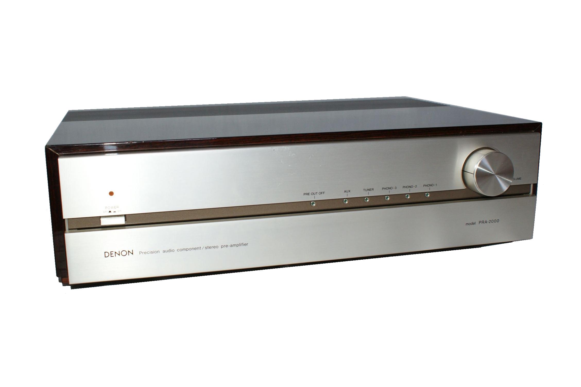 Усилитель Denon PRA-2000