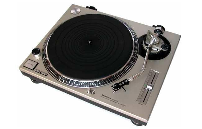 Technics SL1200 MK2
