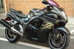 Мотоцикл SUZUKI GSX 1300 R HAYABUSA